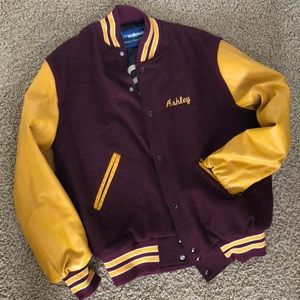 holloway original college jackets USA